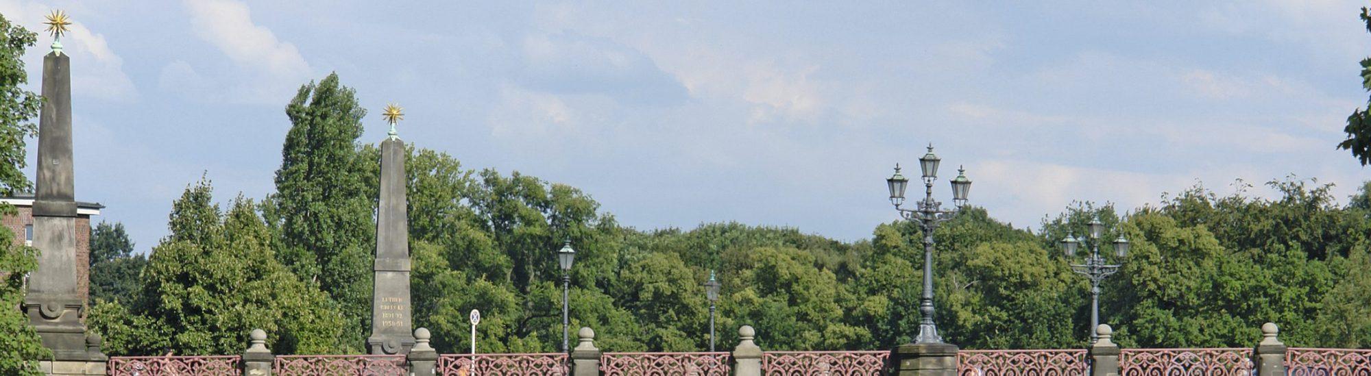 Lutherbrücke am Tiergarten